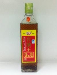 Кунжутное масло 30%, 420мл 川味香香油