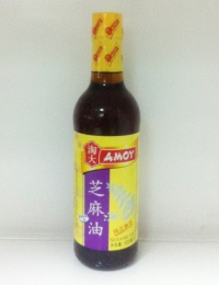 Кунжутное масло Амоу100%, 500мл 淘大芝麻油
